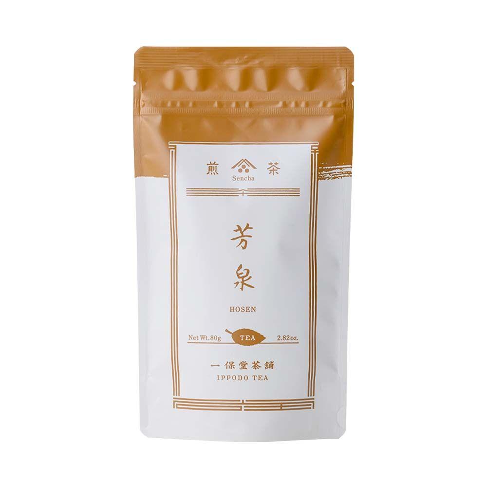 日本一保堂—「芳泉」煎茶,50g(袋裝)