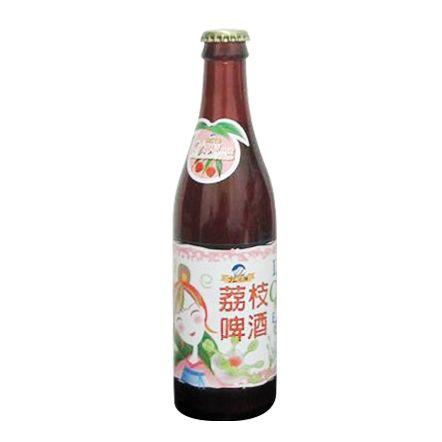 北台灣麥酒—荔枝啤酒