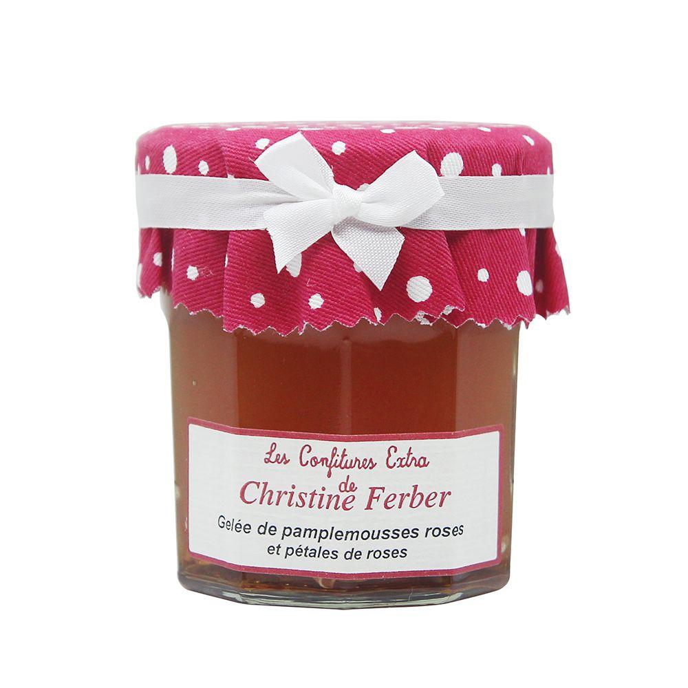 法國Christine Ferber—玫瑰葡萄柚果醬