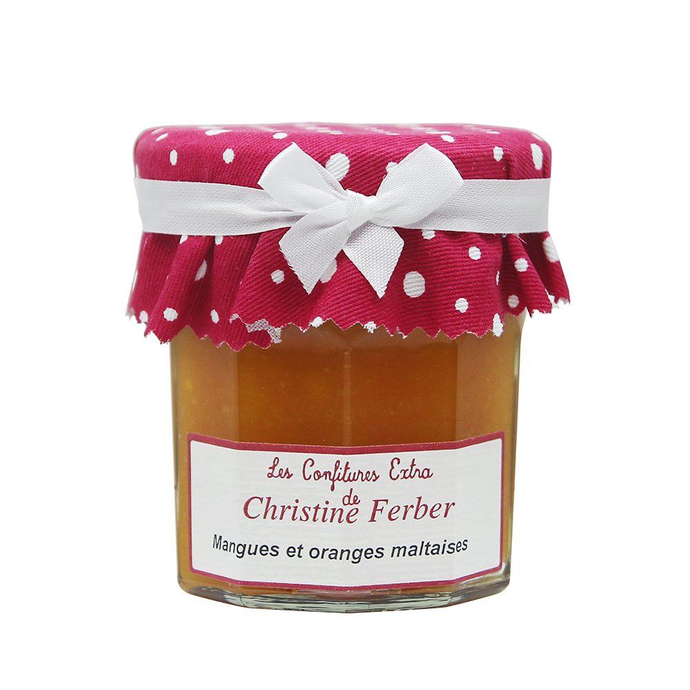 法國Christine Ferber—芒果柳橙果醬