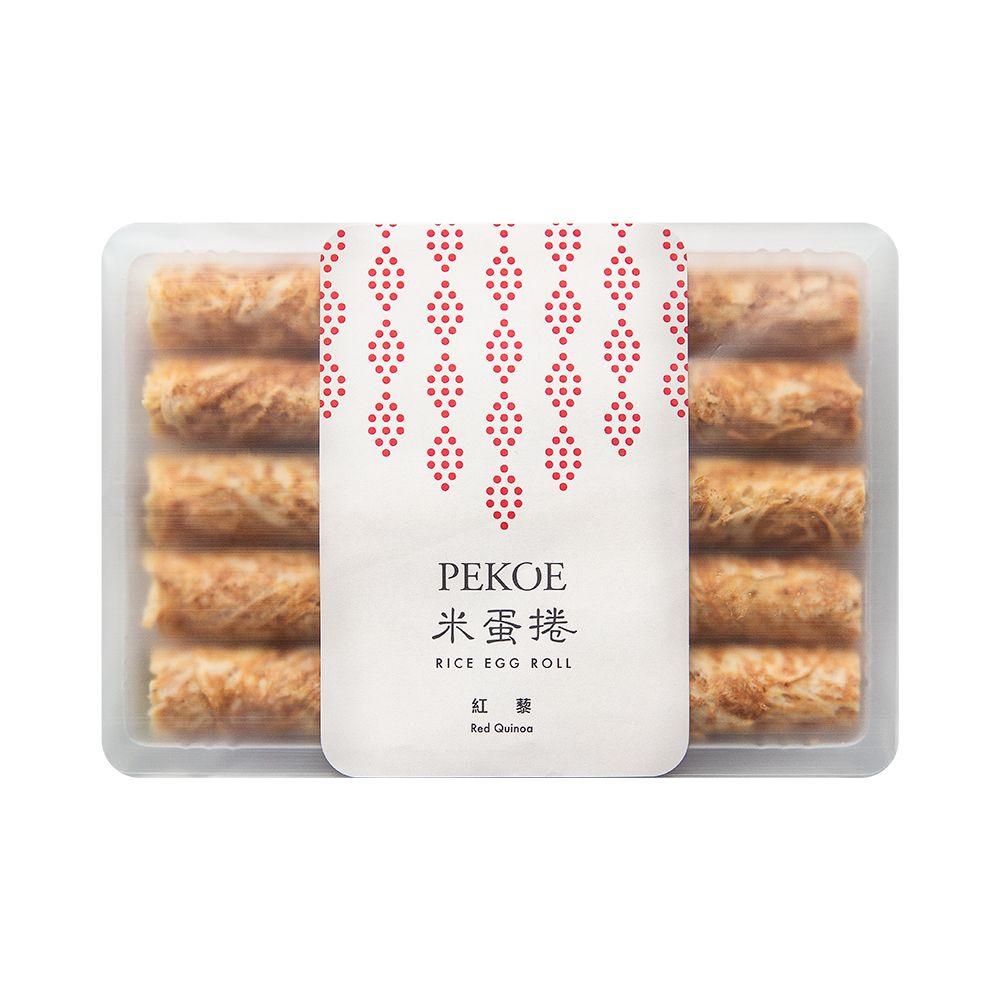 PEKOE精選—紅藜米蛋捲