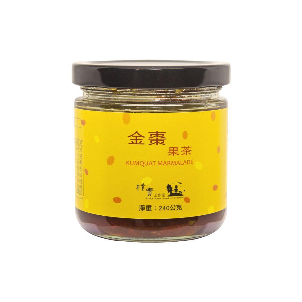 台灣樸實工作室—金棗果茶