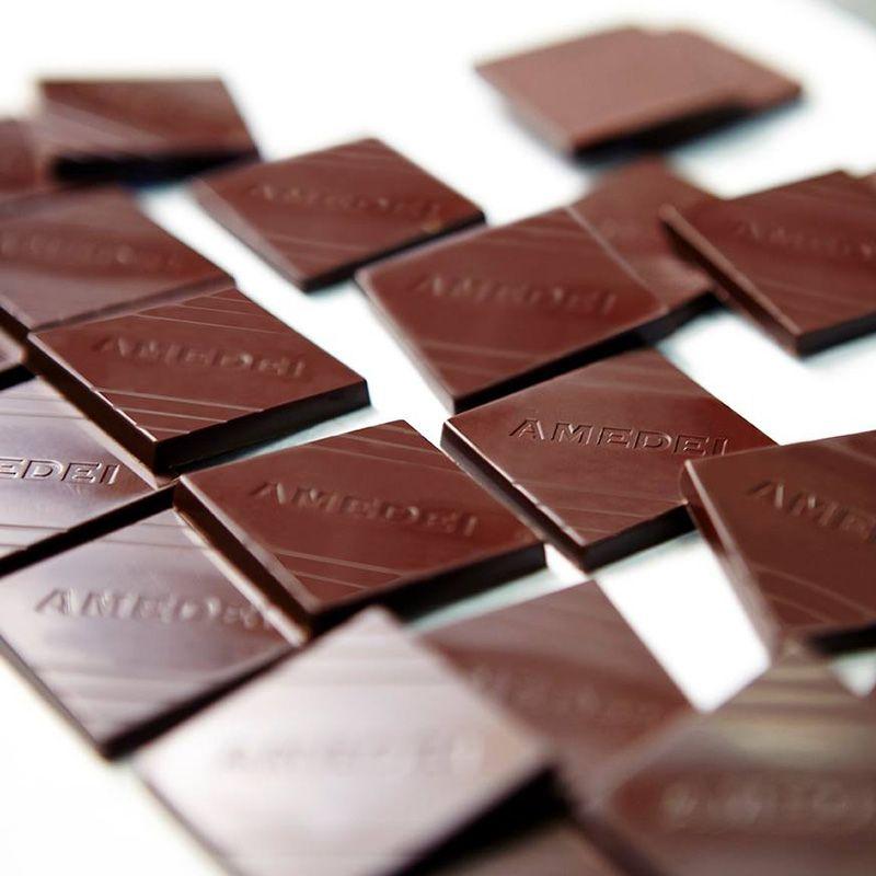 品鑑講堂—探索AMEDEI巧克力的極致之味(2019.7.26 晚上19:00)