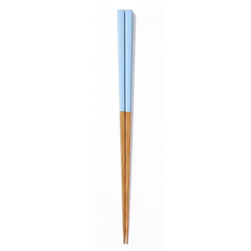 日本公長齋小菅—Miyako系列竹筷(水藍)
