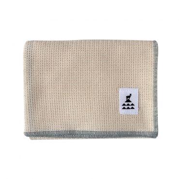 日本 Kamoshika 道具店—廚房布巾(灰)