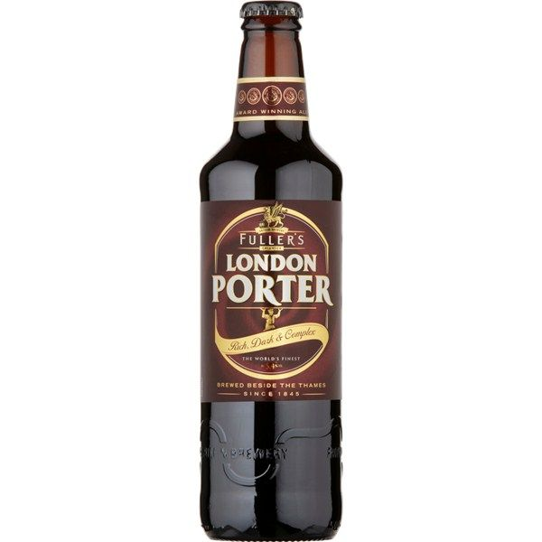 英國Fuller's—London Porter波特精釀啤酒