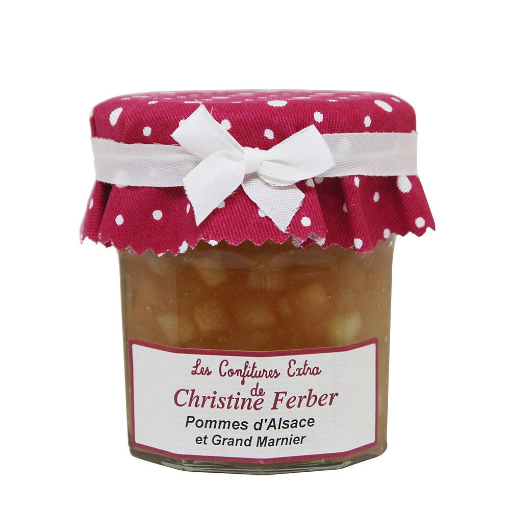 法國Christine Ferber—蘋果橙酒果醬