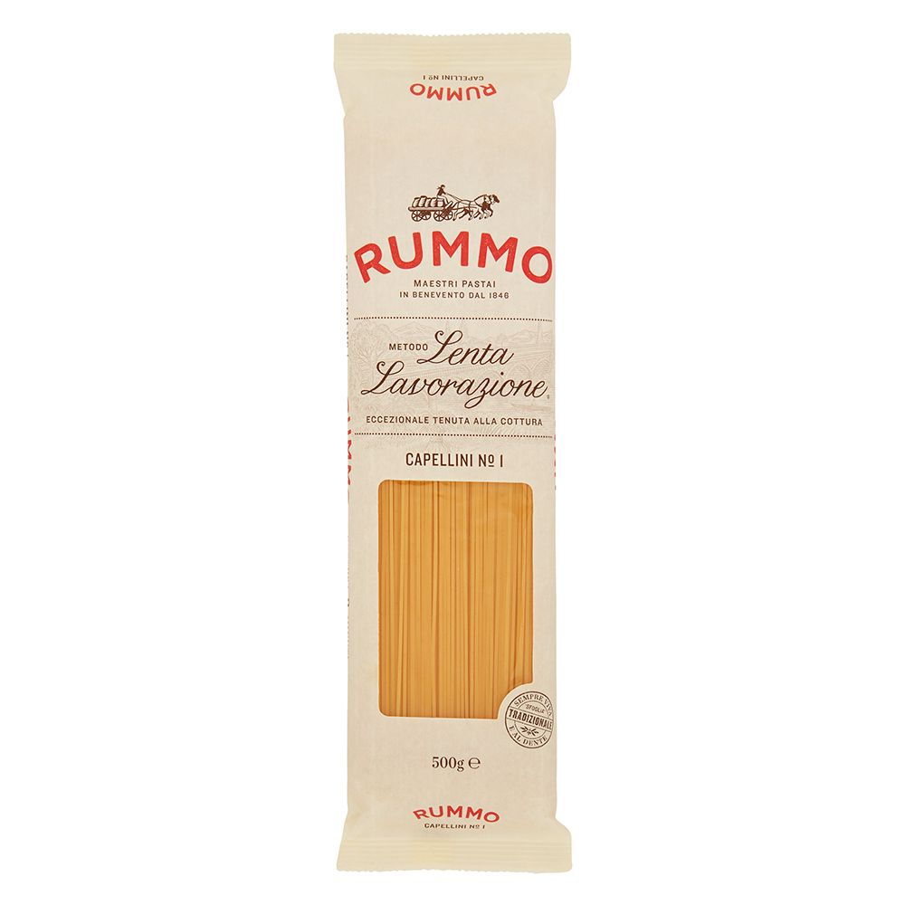 義大利Rummo—Capellini天使細麵