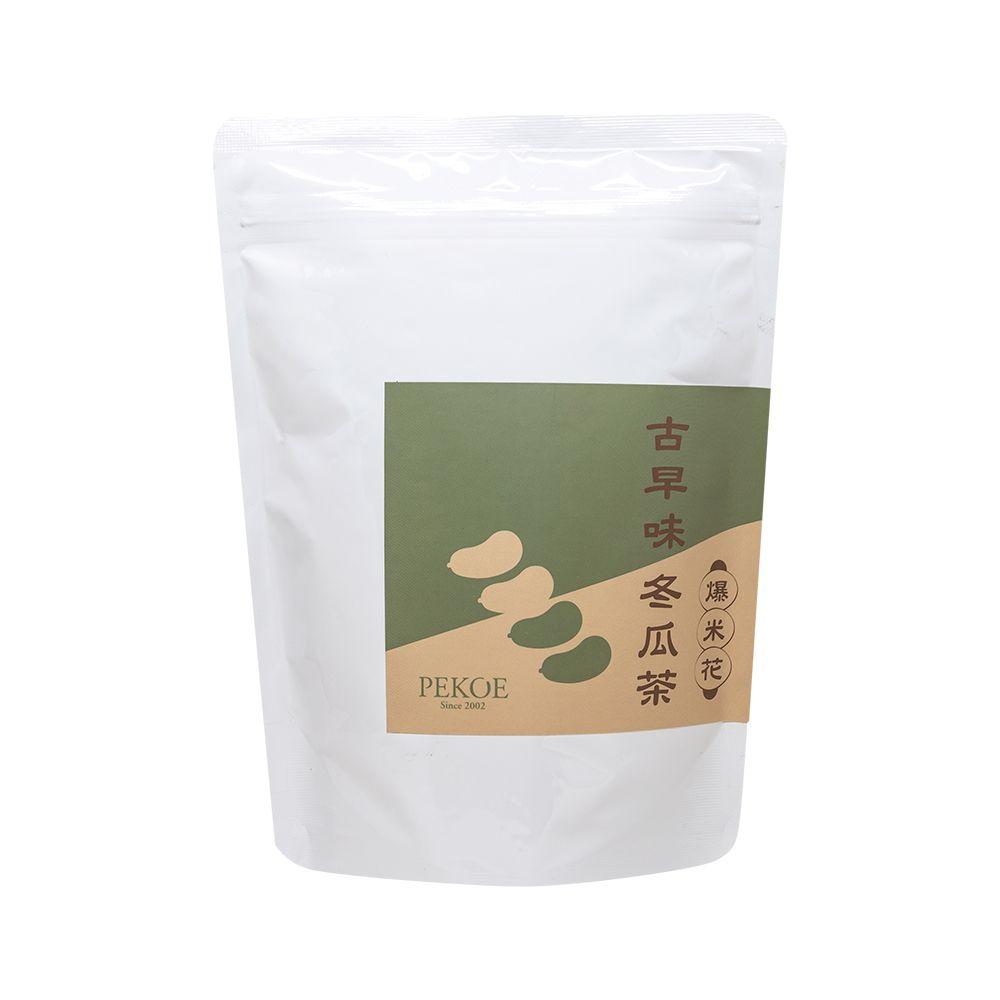 PEKOE點心坊—古早味冬瓜茶爆米花