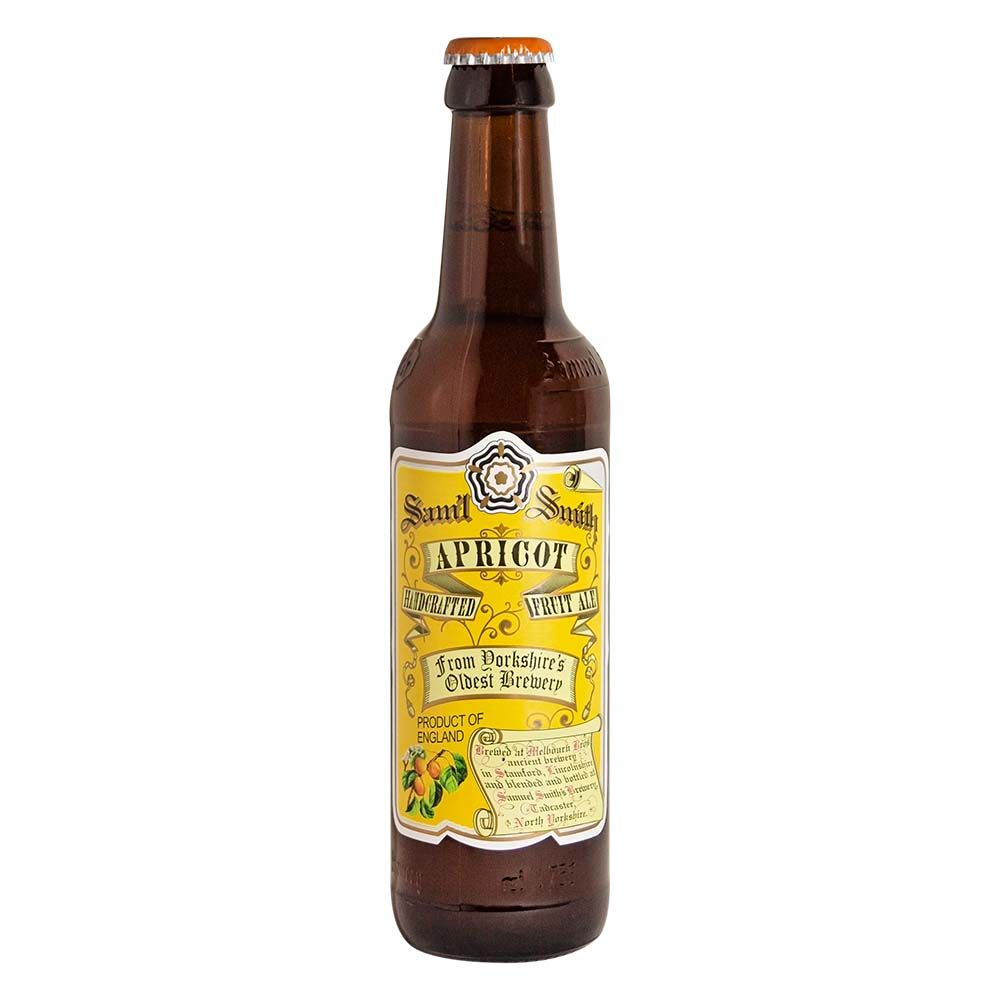 英國Samuel Smith-Organic Apricot杏桃精釀啤酒