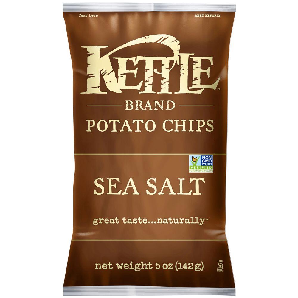 美國Kettle—海鹽洋芋片