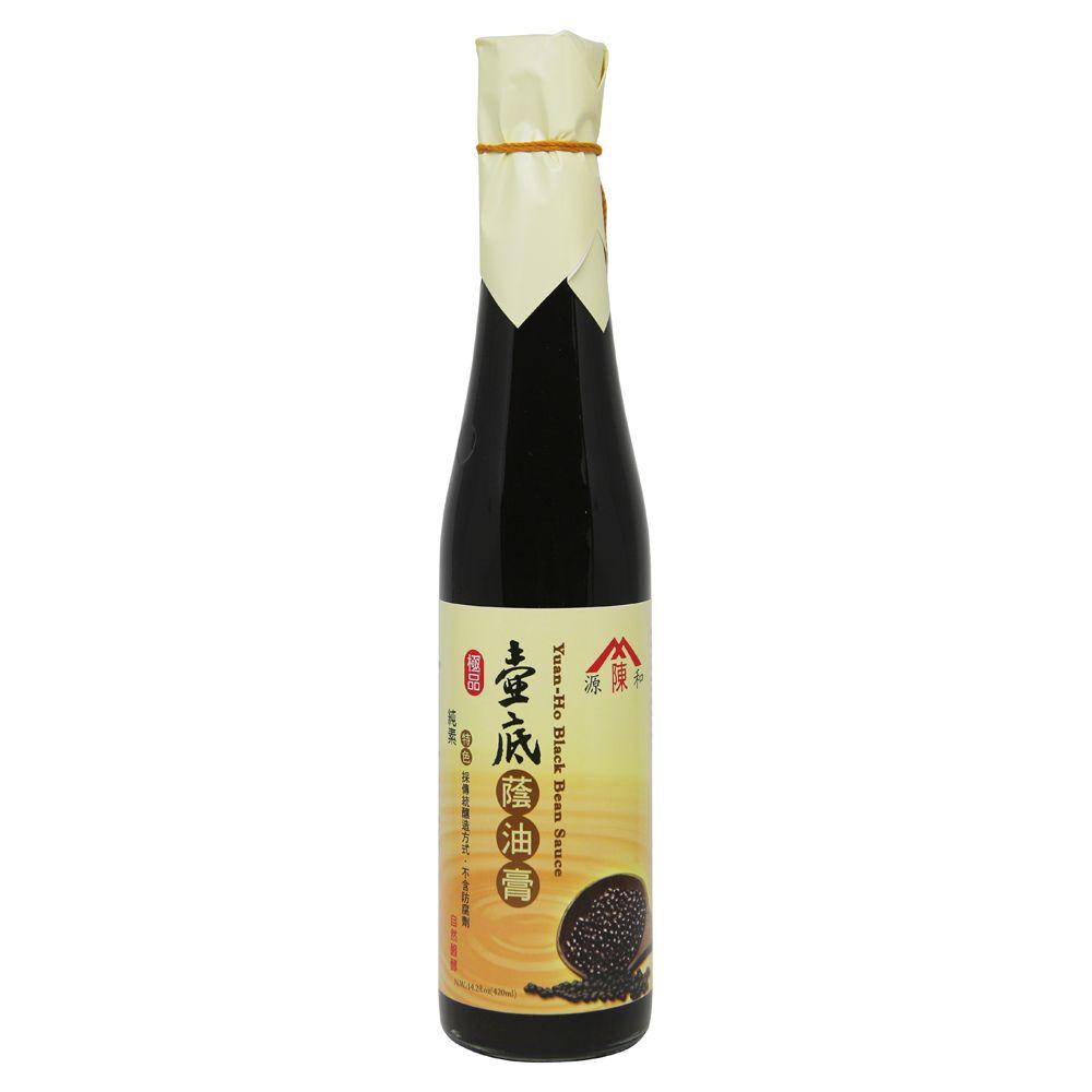 台灣陳源和—壺底蔭油膏(黑豆醬油膏)