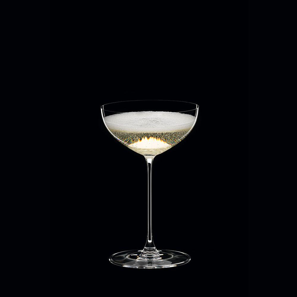 奧地利RIEDEL—Veritas系列Coupe / Moscato / Martini水晶杯(一組兩只)
