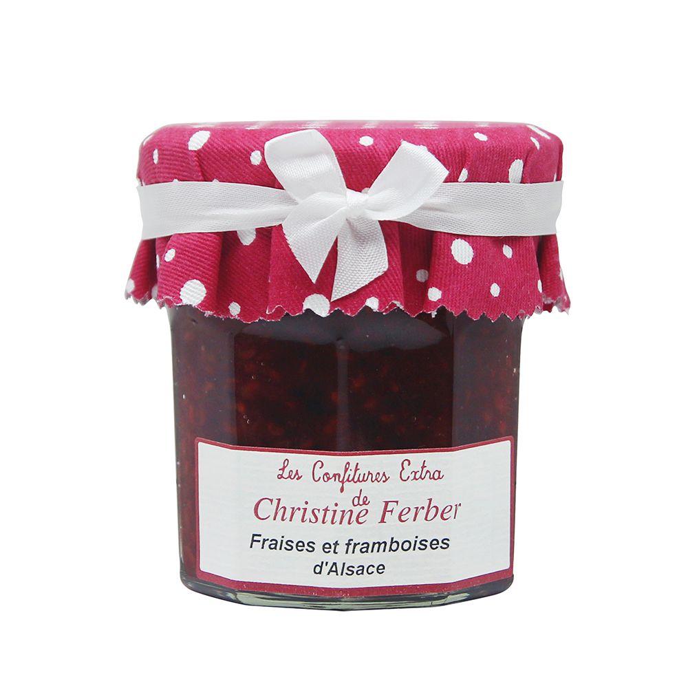 法國Christine Ferber—草莓覆盆子果醬