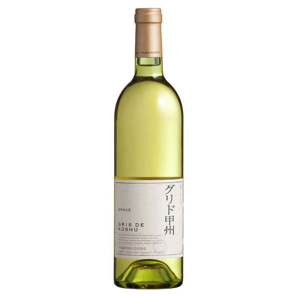 日本Grace—Gris de Koshu 2019 甲州白酒