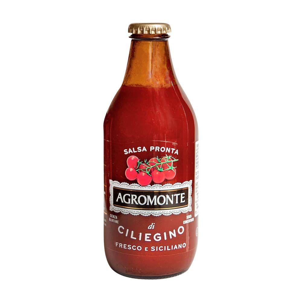義大利AGROMONTE—新鮮小蕃茄醬