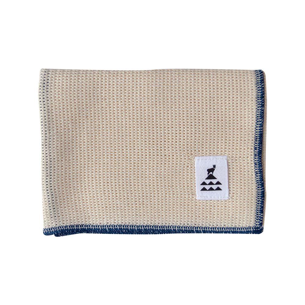 日本 Kamoshika 道具店—廚房布巾(藍)