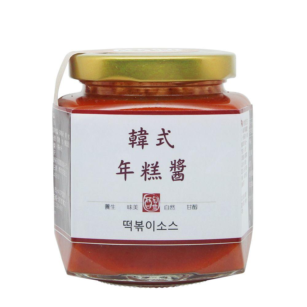 台灣醄醴—韓式年糕醬