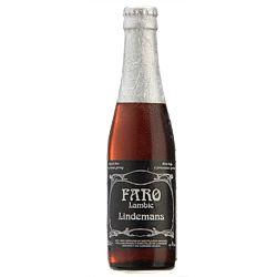 比利時Lindemans-FARO Lambic自然發酵黑糖啤酒