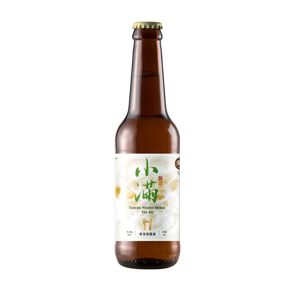 台灣啤酒頭—夏至啤酒