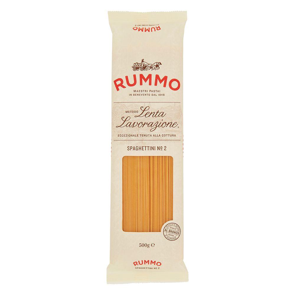義大利Rummo—Spaghettini長型細圓麵