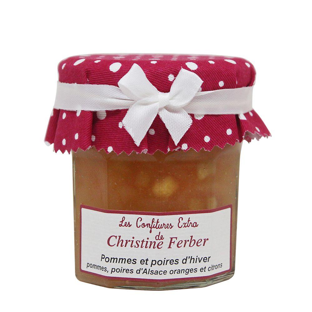 法國Christine Ferber—蘋果洋梨柳橙檸檬果醬