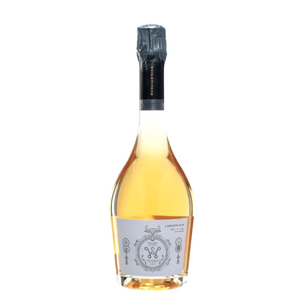 台灣威石東—L'Origine起始點傳統釀造2018氣泡酒