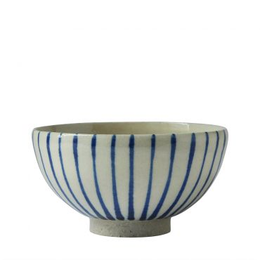 沖繩陶器工房壹—飯碗(線)