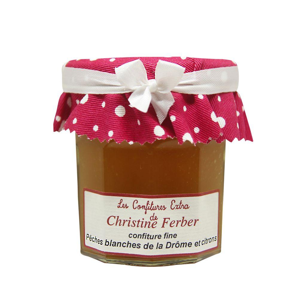 法國Christine Ferber—水蜜桃檸檬果醬