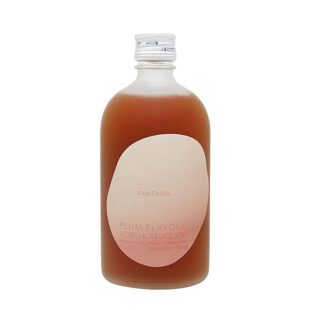 台灣裕豐釀業—紅高粱梅酒
