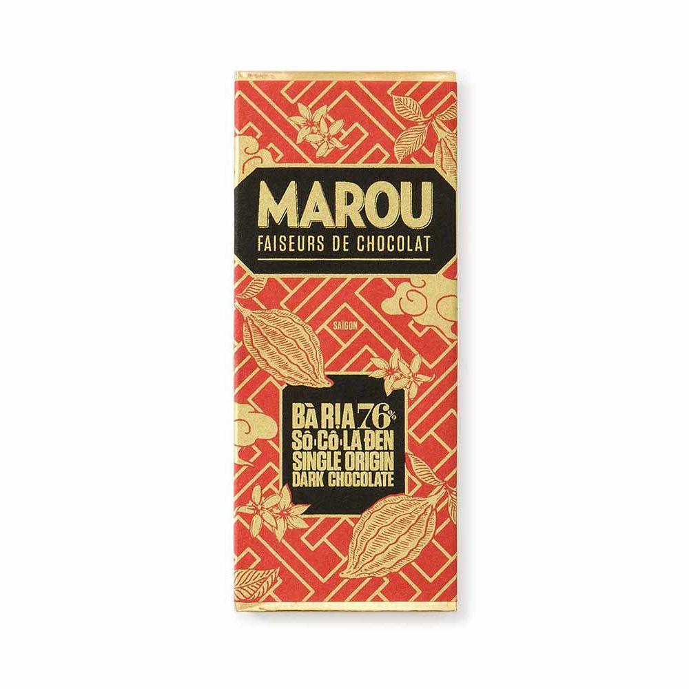 越南Marou-巴地Ba Ria巧克力BAR