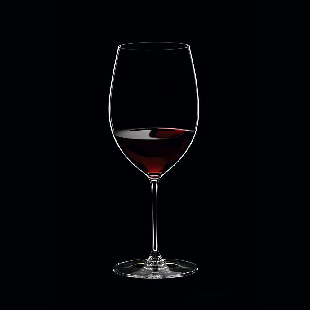 奧地利RIEDEL—Veritas系列Cabernet / Merlot水晶杯(一組兩只)