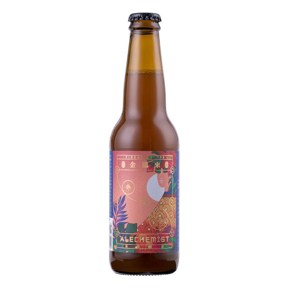 台灣禾餘麥酒—金鳳來啤酒