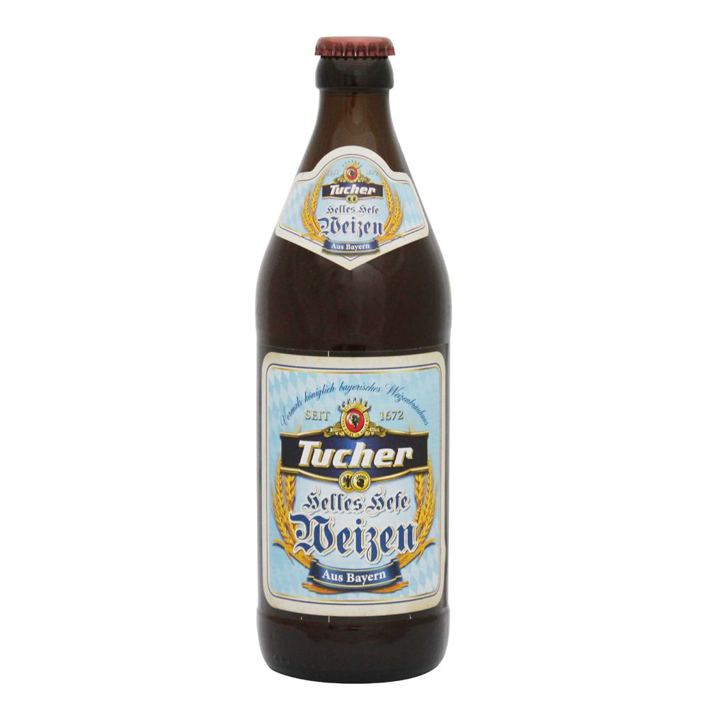德國Tucher-Helles Hefe Weizen小麥啤酒