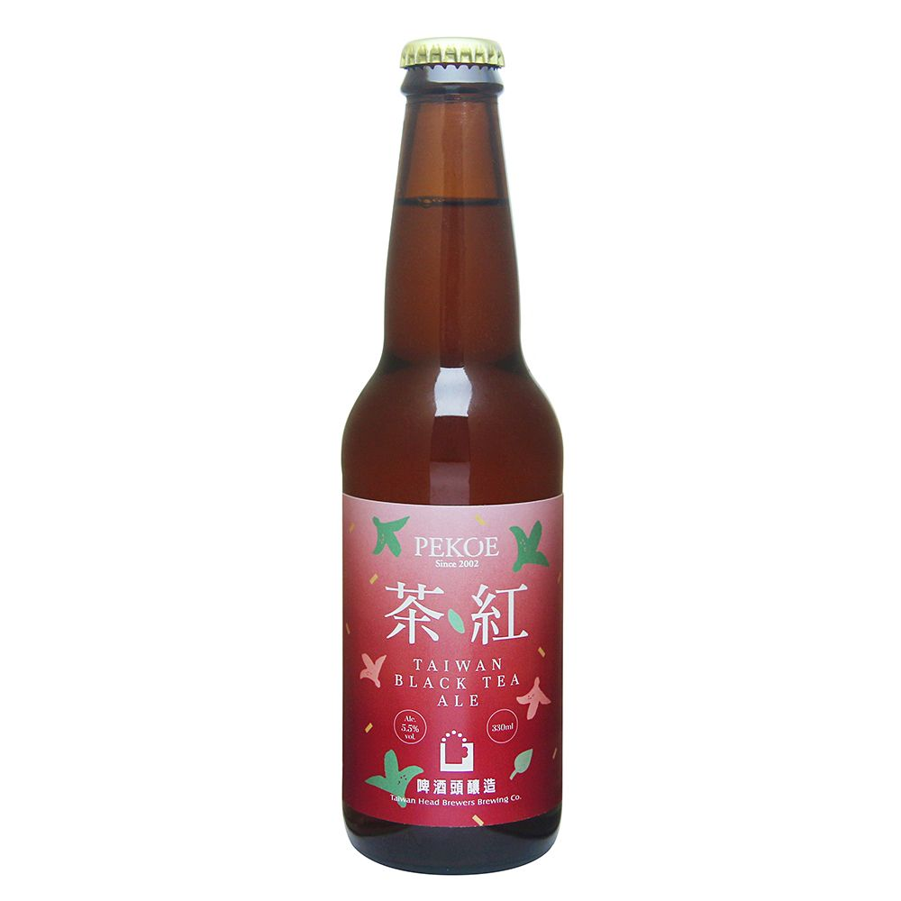 PEKOE X 啤酒頭—台灣茶紅啤酒