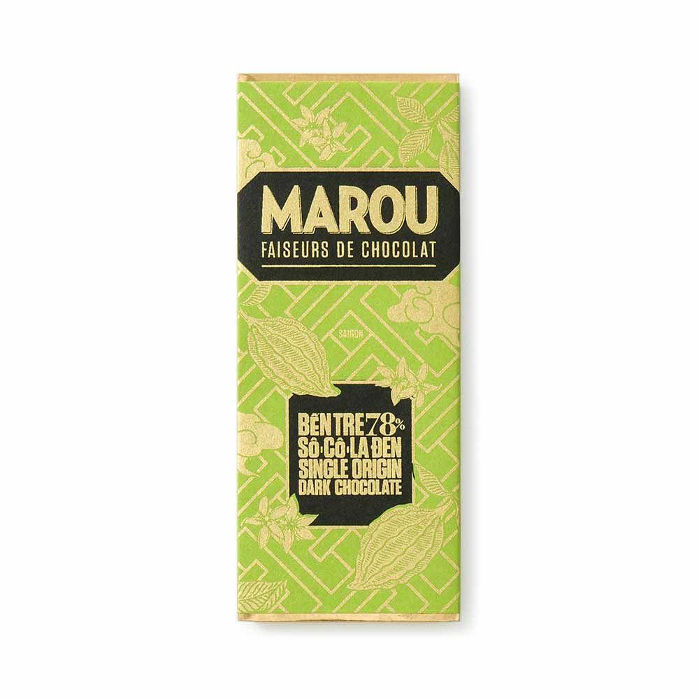 越南Marou-檳椥Ben Tre巧克力BAR