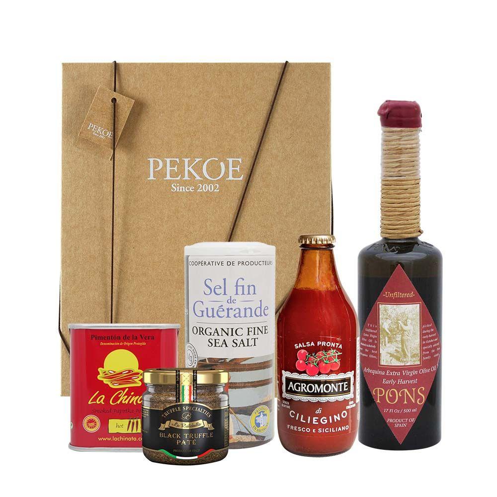 歐風食材禮盒