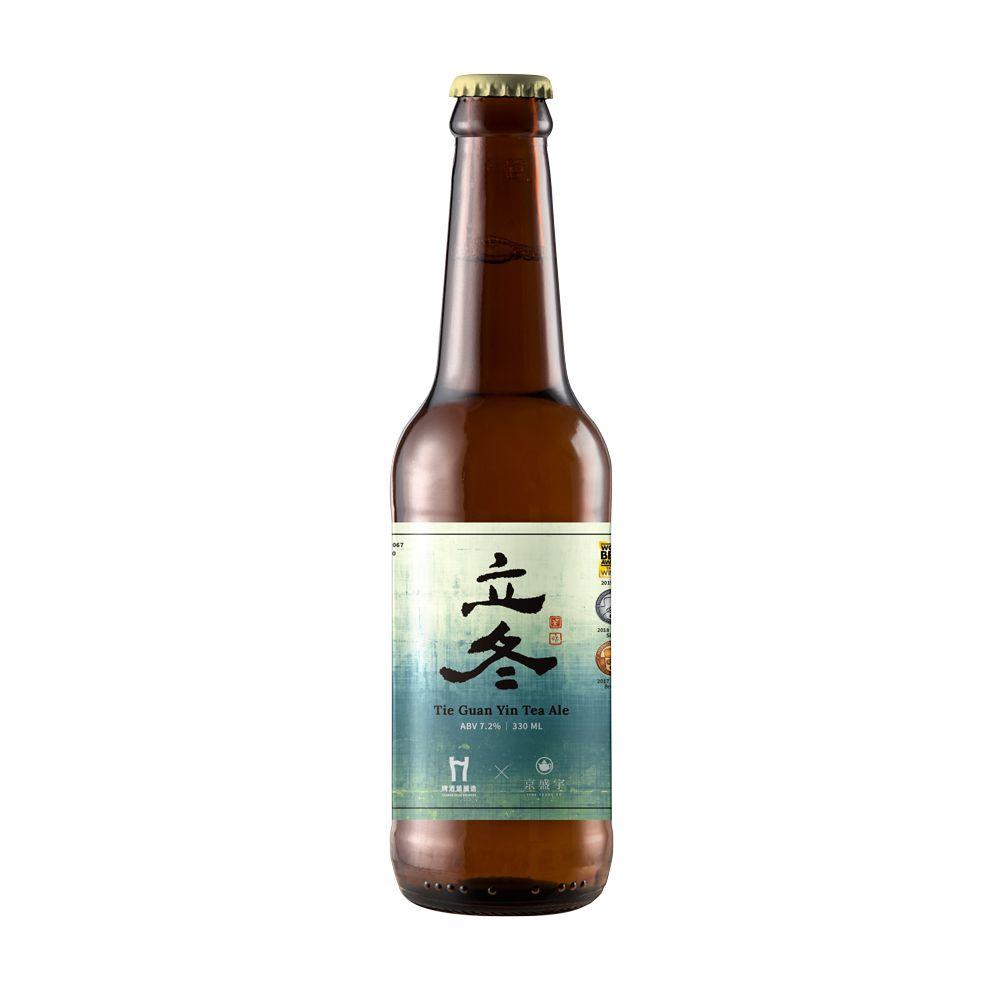 台灣啤酒頭—立冬啤酒
