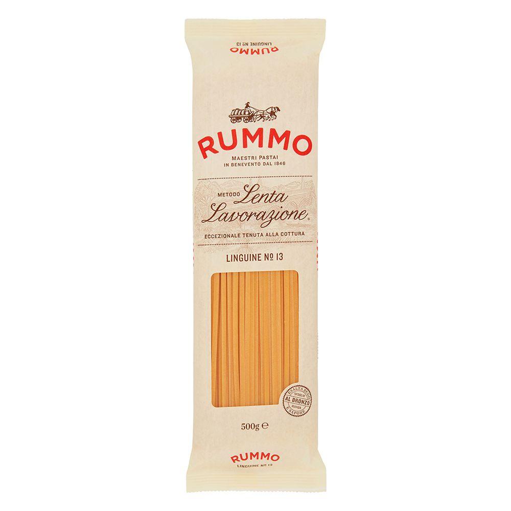 義大利Rummo—Linguine長型扁麵