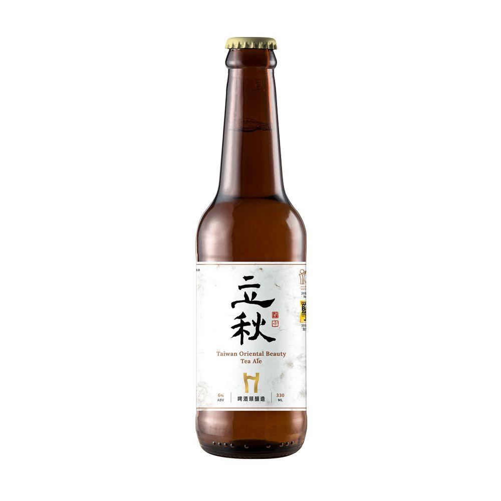 台灣啤酒頭—立秋啤酒