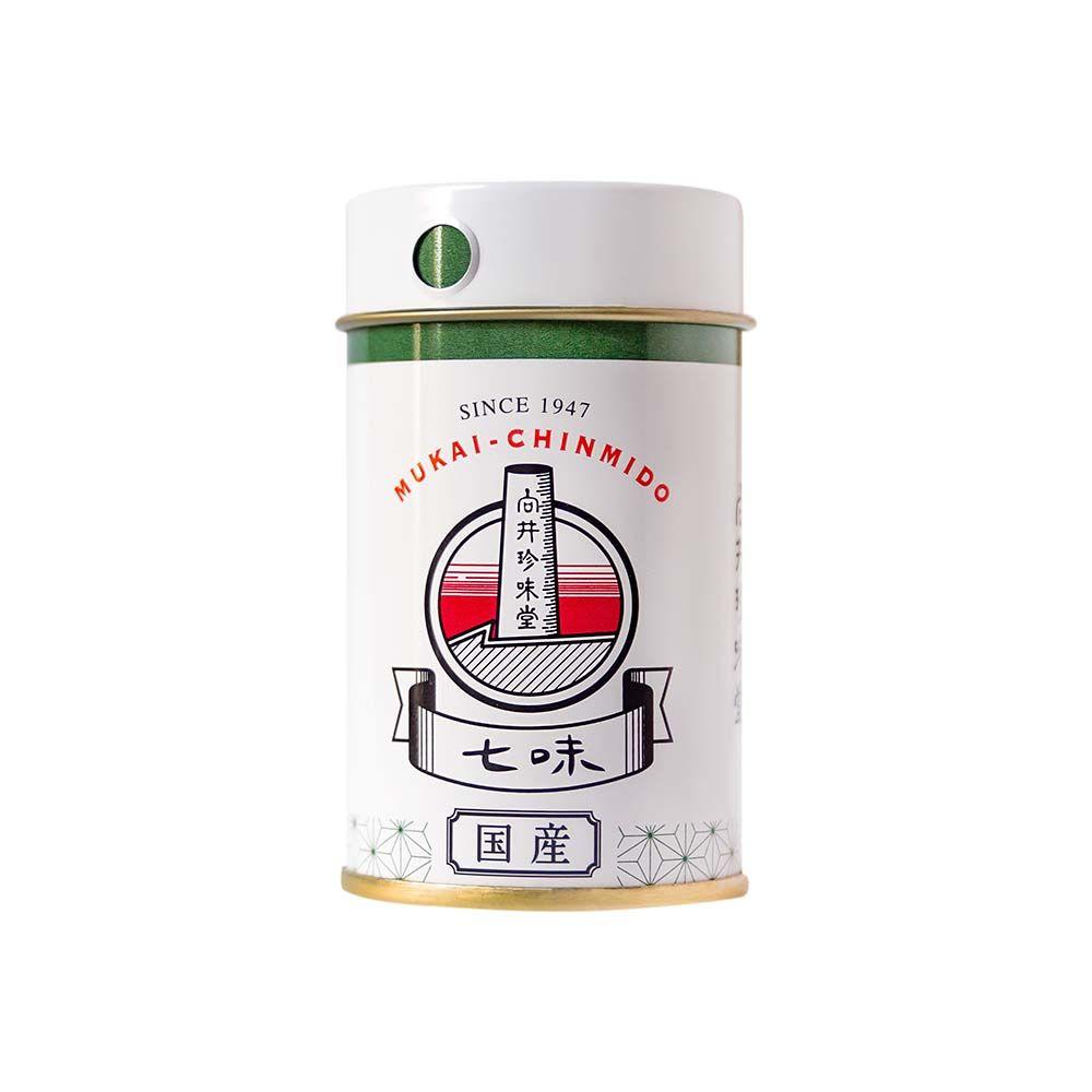 日本向井珍味堂—七味粉