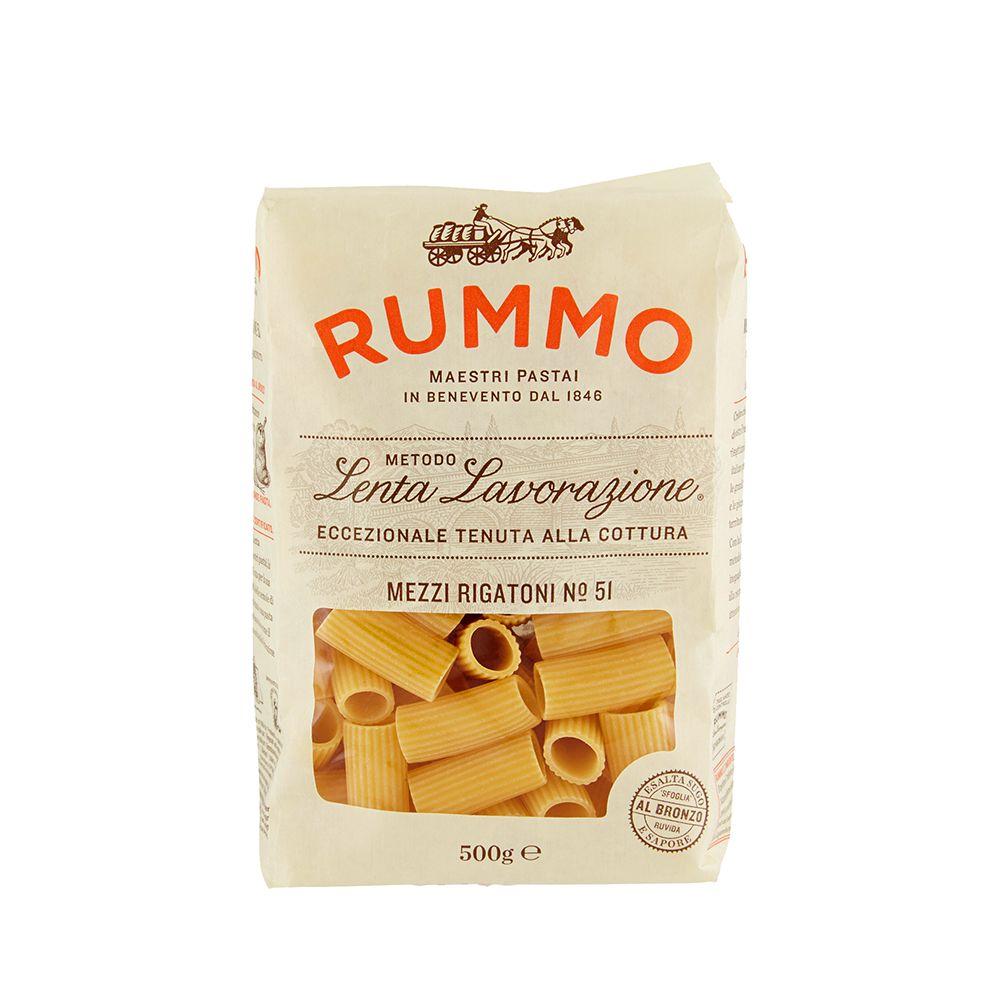 義大利Rummo—Mezzi Rigatoni短管麵