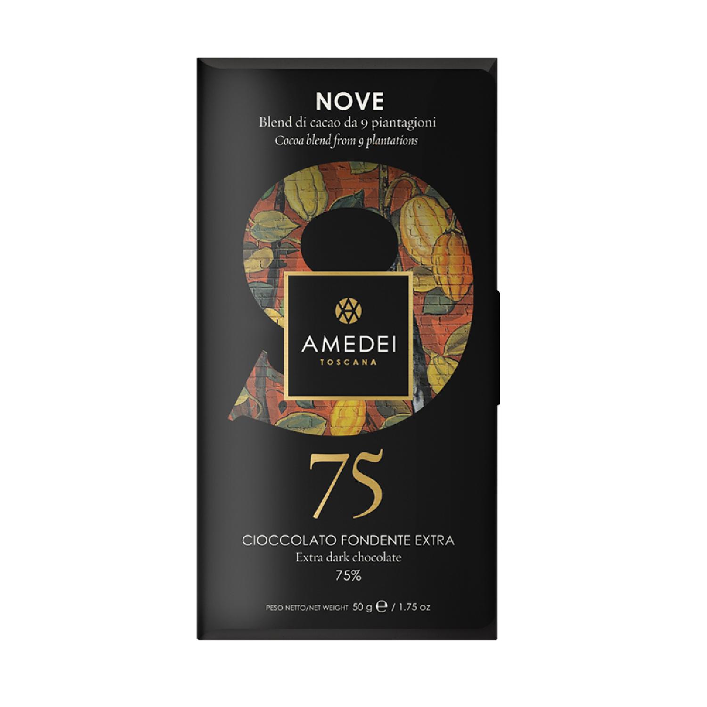 義大利Amedei—9 巧克力BAR