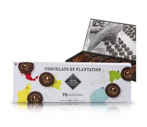 法國Michel Cluizel-「經典產地」巧克力禮盒