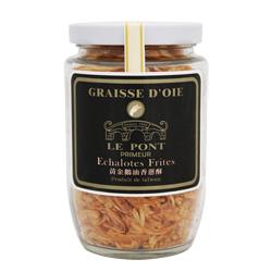 台灣LE PONT-黃金鵝油香蔥酥(黑牌)