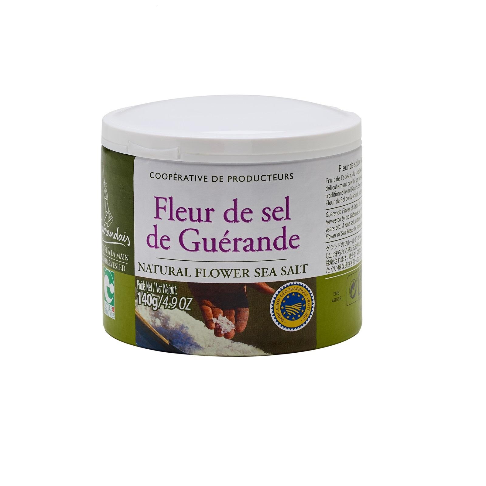 法國Guerande鹽之花