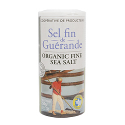 法國Guerande天然灰鹽