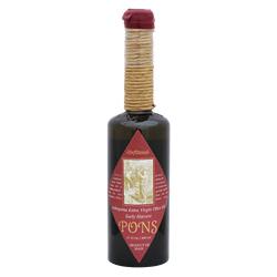 西班牙PONS—Arbequina初榨單品橄欖油(早採收.未過濾)