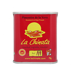 西班牙La Chinata—煙燻紅椒粉
