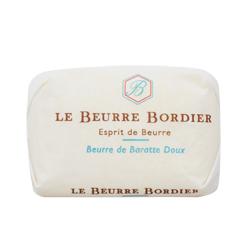 法國Bordier—手工奶油(原味無鹽)